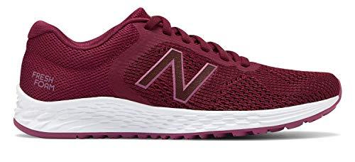 - New Balance Women's Arishi V2 Fresh Foam Running Shoe, Dragonfruit/Black, 9.5 B US