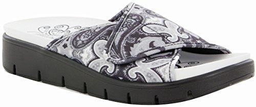 Alegria Airie Femmes Noires Sandal Woodstock