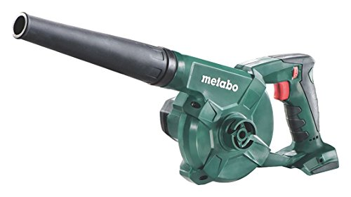 Handheld Blower, 92 cfm, 166mph, 18V, Li-Ion by Metabo
