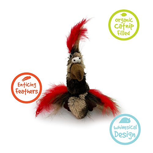 Categories Catnip Cuddler Kitty Condor Catnip Toy