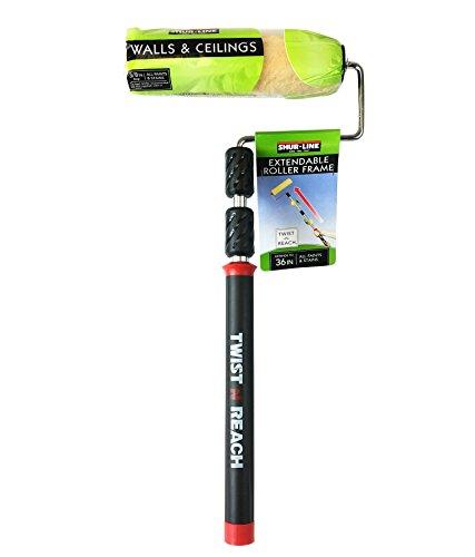 Shur-Line 6640H Twist-N-Reach Roller Cover Frame (Reach Roller)