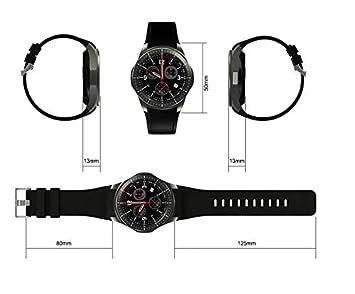 Android 5.1 3G Smart Watch teléfono Ritmo cardíaco ...