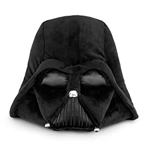Darth Vader cushion (pillow) 38 cm Star Wars Darth Vader Plush Pillow US Disney Store parallel imported goods.