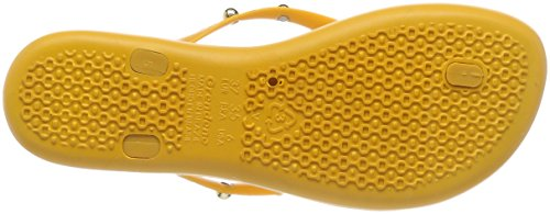 Yellow Fem Tongs 8655 Ipanema Jaune Femme Glam Wave qYHxwtE