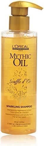Shampoo & Conditioner: L'Oreal Paris Mythic Oil Sparkling Shampoo