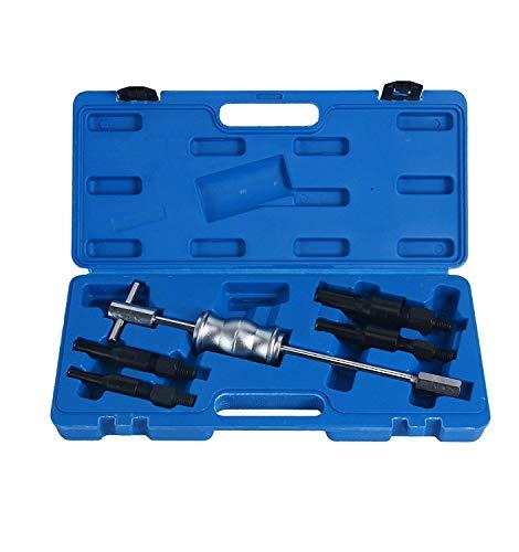 8MILELAKE 5pc Blind Inner Internal Bearing Puller Slide Hammer Set