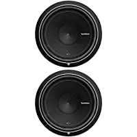 Pair Of 2 Rockford Fosgate Punch P1 15 1000W 4-Ohm SVC Subwoofers | 2 x P1S4-15