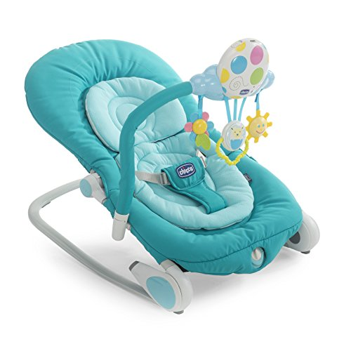 Chicco Balloon Baby Bouncer (Light Blue)