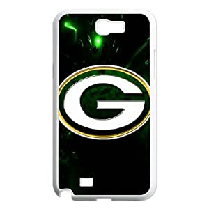Samsung Galaxy Note 2 N7100 Phone Case White Green Bay Packers VFN319747