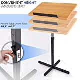 Portable Floor Lectern Podium Stand-Height