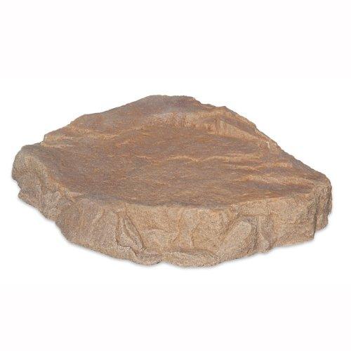 Fiberglass Rock - Dekorra Fake Rock Septic Cover Model 108 Autumn Bluff