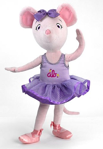 Madame Alexander Lavender Angelina Ballerina 18