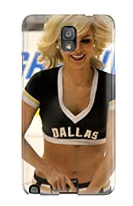 For Galaxy Note 3 Tpu Phone Case Cover(dallas Stars Texas (27) )