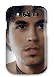 Case Cover Deidara's Shop Lovers Gifts 3273618K45170433 New Enrique Iglesias Protective Galaxy S3 Classic Hardshell Case