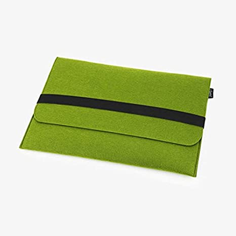 Tiptiper Funda para portatil Protector Textura de lana Suave Carcasa para portátil Durable Para el ordenador portátil de 13 pulgadas MacBook Air Pro