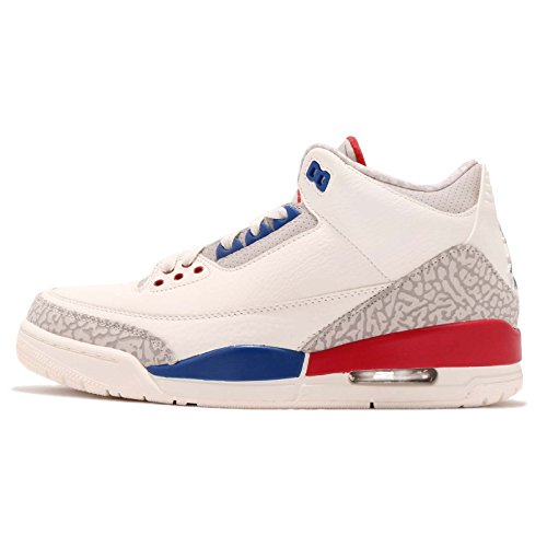 Nike Mens Jordan 3 Retro Basketball Shoe (11) (Jordan Retro Collection)