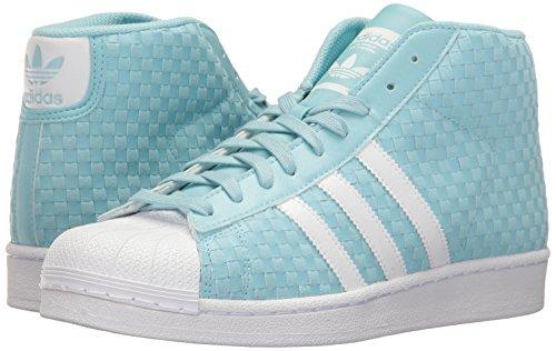 Sneaker Uomo Model Ice Blue Blu Pro Blue Adidas white ice xTSw47a