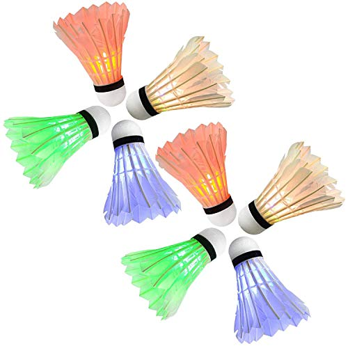 Arespark LED Badminton Shuttlecock