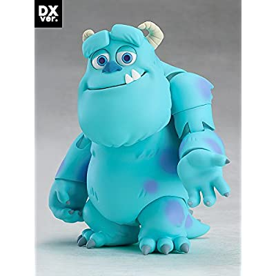 Good Smile Monsters, Sulley Deluxe Nendoroid Action Figure: Toys & Games