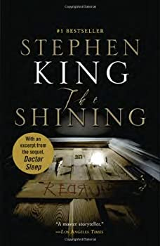 The Shining 0743424425 Book Cover