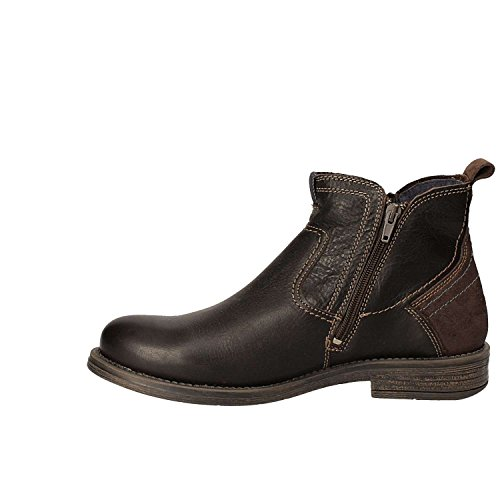 Brown Man Boots Ankle Wrangler WM172031 xwqSItXaap