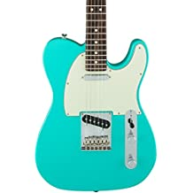 Fender Limited Edition American Standardf Telecaster with Painted Headstock - Sea Foam Green