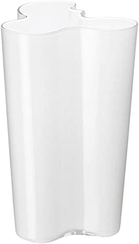 Alvar Aalto Finlandia Vase Size Large, Color White
