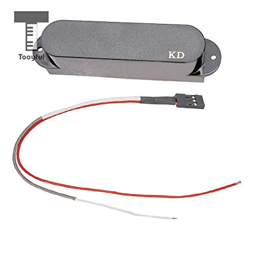 Sala-Fnt - Sealed Closed Single Coil Active Pickup Humbucker for Electric Guitar Replacement Parts