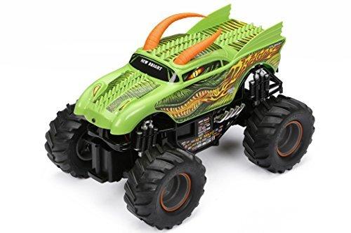Full Function Radio Control - Monster Jam New R/C Bright Dragon Full Function Radio control Car
