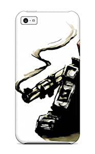 Protection Case For Iphone 5c / Case Cover For Iphone(optimus Prime Painting)