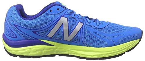 New Balance M720, Sneaker Uomo Blu (Blau (Blue/Grey/Yellow))