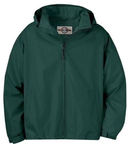 Mens Techno Lite Jacket - Big Mens Techno Lite Jacket - Premium Collection - 3XL (3X) ( Alpine Green )