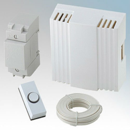41ta8DBL oL friedland c425 door chime kit comprising chime, push friedland type 4 wiring diagram at crackthecode.co