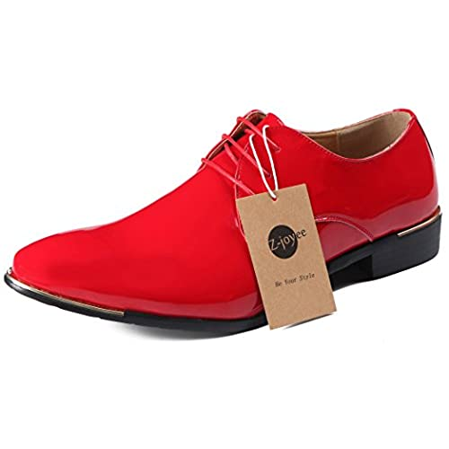 Office Red Patent Shoes