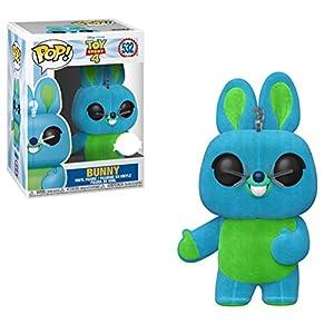 Disney / Pixar Toy Story 4 Funko POP! Disney Bunny Exclusive Vinyl Figure #532 [Flocked]