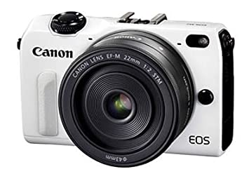 Review Canon EOS M2 Mark