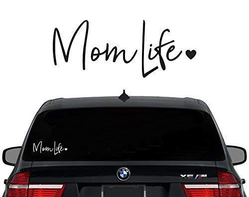 CCI Mom Life Decal
