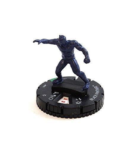 WizKids Marvel HeroClix Avengers Defenders War #029 Black Panther Complete with Card