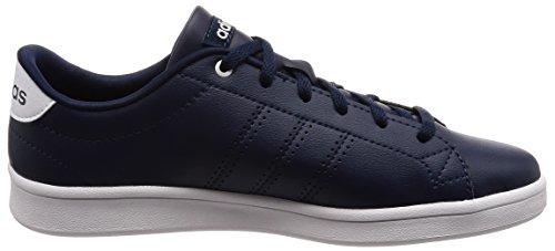 Adidas 000 De Fitness Maruni Bleu Advantage Chaussures Qt maruni Clean Ftwbla Femme PIIxwX