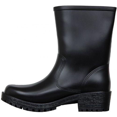 Armani ,  Damen Biker Boots Nero (Nero)