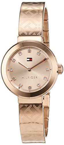 Tommy Hilfiger Women Watch Pink Gold 1781715