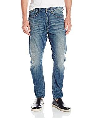 Men's Type C 3d Tapered Fit Jean