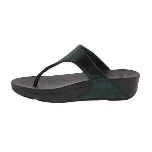 Fitflop ™ Sandali Donna In Pelle Scamosciata Scamosciata Verde