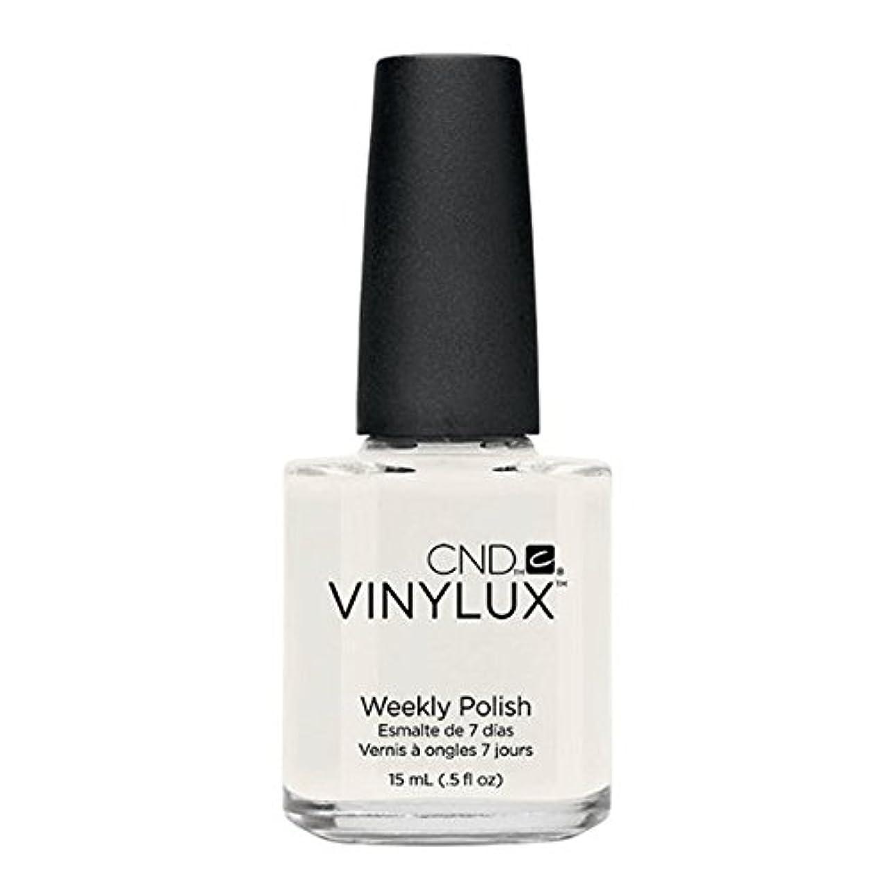 美徳原告怖いCND Vinylux Manicure Lacquer _ Studio White  #151 _0.5oz