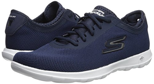 Trainers Lite Marino Intuitive Skechers Sports Ladies Gowalk Womens qw4Y46