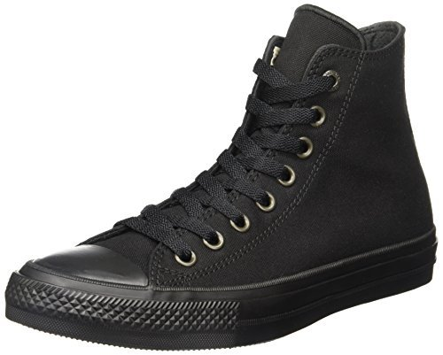 470a01ba9cd8 Converse Chuck Taylor II All Star Hi Sneaker Mono Black (15 D(M) US ...