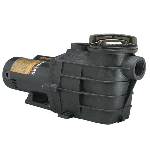 Hayward SP3007EECA 3/4 HP Energy Efficient Super II Single Speed In-ground Pool and Spa Pump by Hayward