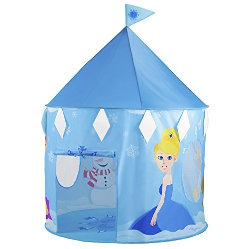 Princess Neve's Ice Castle Pop Up Play Tent with Carrying Case by Imagination Generation by Imagination Generation