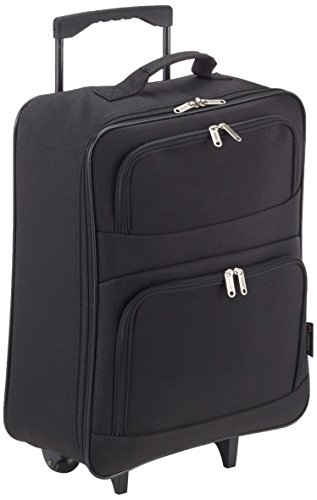 5 Cities , Valigia Unisex, nero (Nero) - FOLDCASE01 BLACK