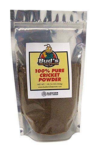High Protein Premium Cricket Powder (flour) (1 LB)